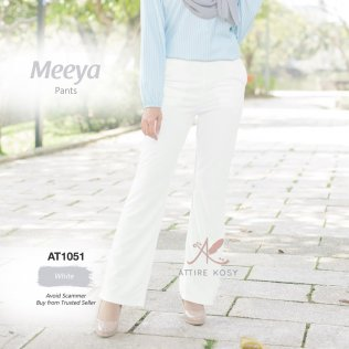 Meeya Pants AT1051 (White)